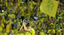 Ibrahimovic poised for Sweden comeback: reports