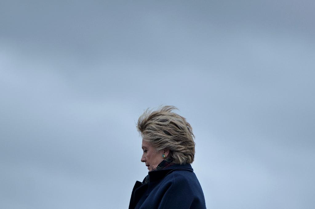 """Hillary Clinton says """"I'm letting my guard down"""" in promoting her new book, due out September 12"""