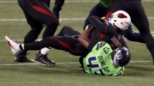 """Carlos Dunlap boosting Seahawks pass rush and """"having the time of his life"""""""