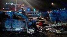 Sondrio, contromano sulla statale: 6 morti