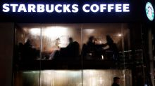 Starbucks was never about the coffee. It's taking over public space—and controlling it