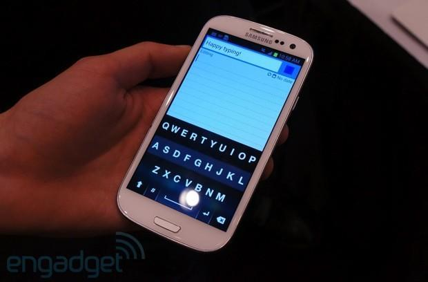 Fleksy for Android beta hands-on (video)