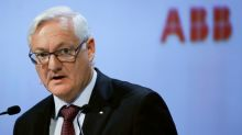 ABB CEO steps down abruptly in middle of group's overhaul