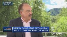 CVS Health CEO Larry Merlo: Confident Aetna deal will close later this year