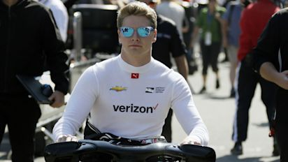 Newgarden wins Verizon IndyCar Series title