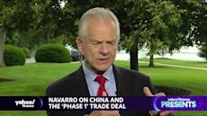 Yahoo Finance Presents: White House Director of Trade and Manufacturing Policy Peter Navarro