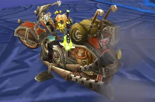 A First Look at Mists of Pandaria Professions: Engineering