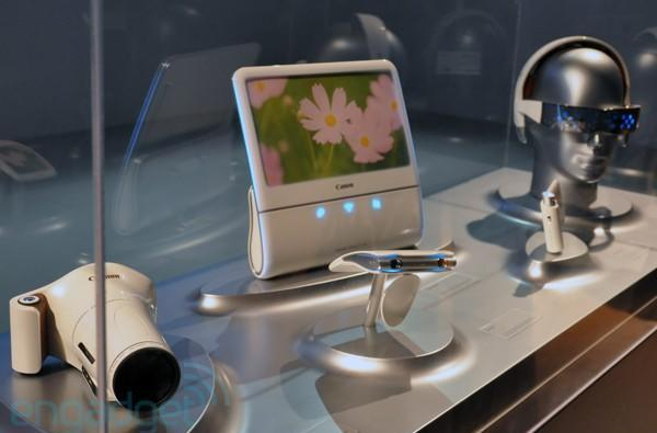 Canon's Wonder Camera, and other future concepts that tease us from behind glass