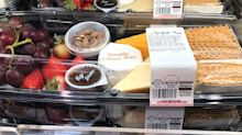 Costco Is Selling a Premade Charcuterie Board, Complete With Fruit, Cheese, and Crackers