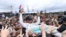 F1 - GP de Grande-Bretagne - Les princes et le roi de Silverstone
