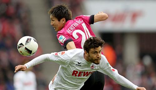 """Bundesliga: Herthas Dardai kritisiert Haraguchi: """"Geht gar nicht"""""""