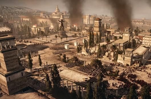Nomadic tribes join Total War: Rome II in new, free DLC
