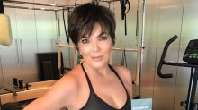 Kris Jenner Gets Hit With Photoshop Accusations for Latest Gym Pic