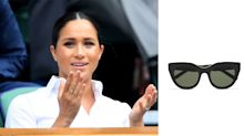 Meghan Markle's (surprisingly affordable) £45 sunglasses are back in stock