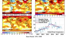 El cambio climático es acelerado y evidente