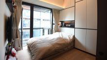 【設計變法】地台入牆櫃 170呎單位中尋空間