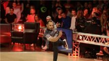 Mookie Betts is a great baseball player. Did you know he's good enough to be a pro bowler, too?