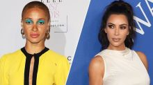 British Vogue Cover Model Calls Out Kim Kardashian's CFDA Award