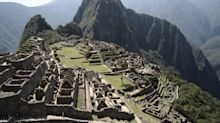 Three tourists kicked out of Machu Picchu after mooning for photos