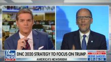 DNC chair takes a swipe at Fox News execs during Fox News interview: 'They don't trust your own listeners'