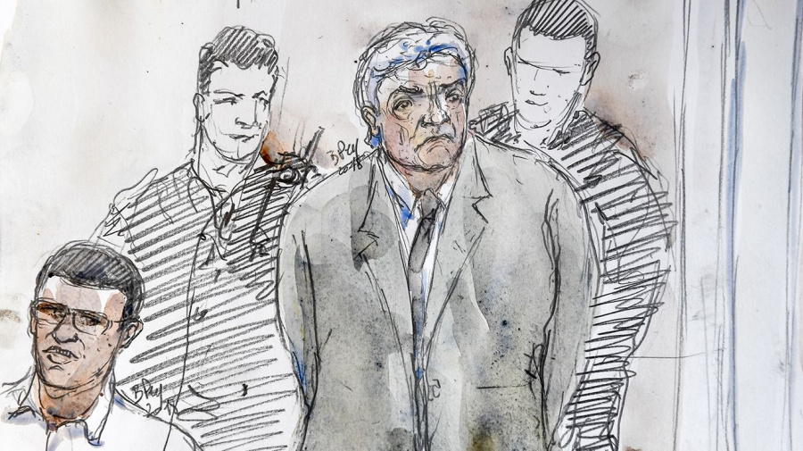 Le gendre d'Hélène Pastor condamné à perpétuité