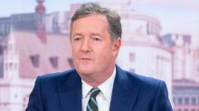 Piers Morgan's 'gender-fluid' royal baby tweet sparks furious backlash as he 'fails to muster enthusiasm'