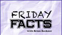 RADIO: Friday Facts w/ Brian Beckner - May 22nd