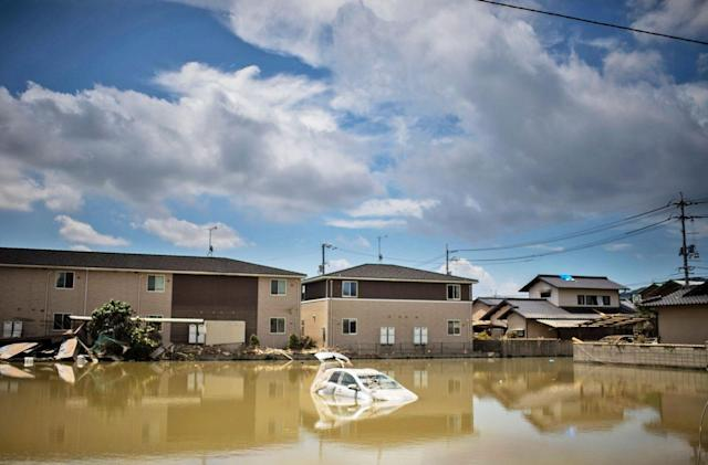 Apple will repair devices damaged by flooding in Japan for free