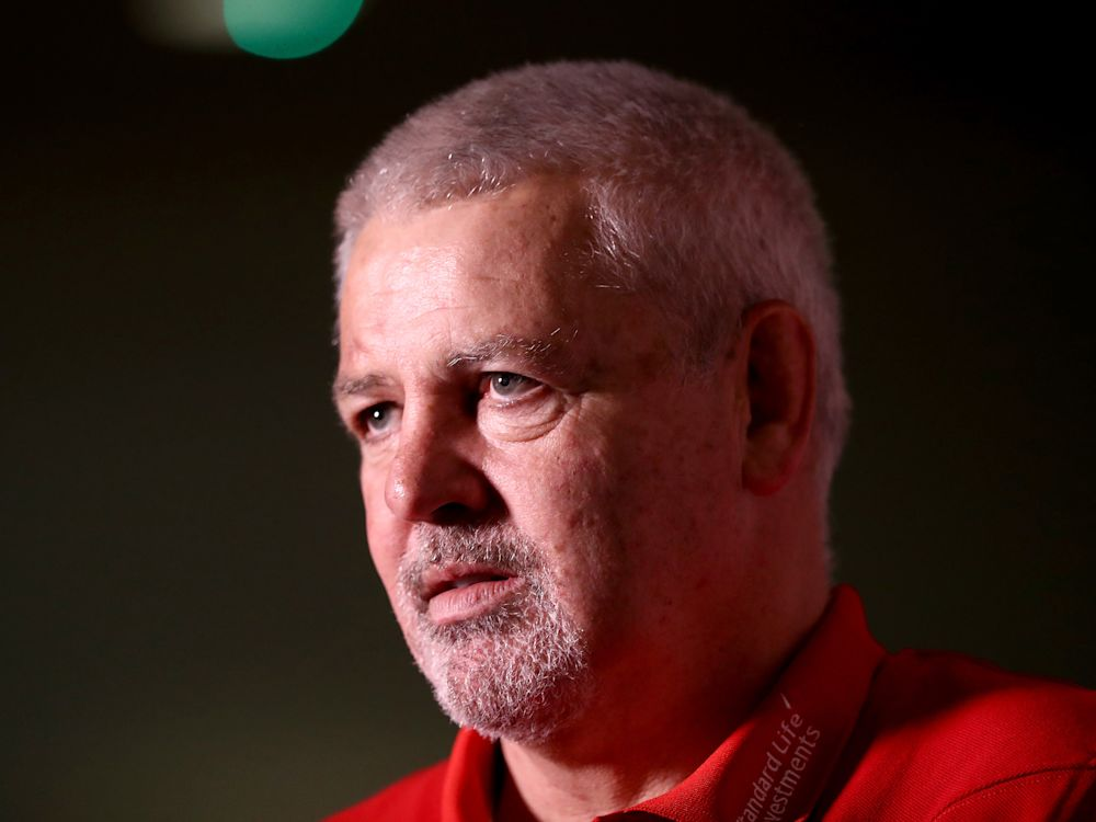 Gatland talked up Sam Warburton's chances after the Six Nations: Getty