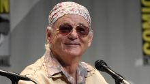 Here's Bill Murray's Entire Comic-Con Panel, Water-Throwing and Singing Included