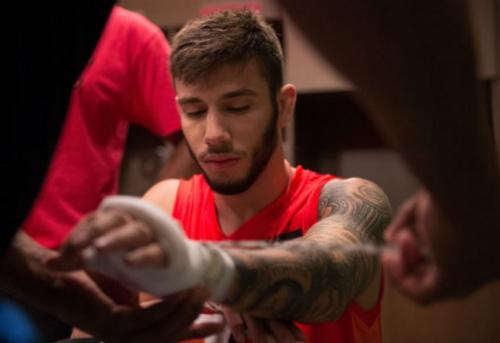 Brasileiro recebe suspensão de um ano após flagra no doping no UFC