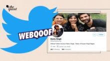 Fake Twitter Handles of Sushant Singh's Sister and Father Emerge