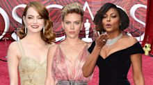Oscars 2017: All of the red carpet dresses LIVE