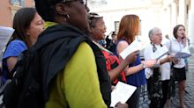 Catholic Activists Demand Women's Voting Rights At Major Vatican Meeting