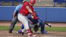 Adam Haseley out of opening-day center fielder competition due to groin strain