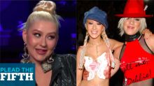 Christina Aguilera Says She Didn't Try To Punch Pink, Actually Wanted To Kiss Her
