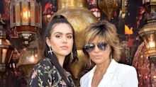 Lisa Rinna's Daughter Amelia Gray Hamlin, 17, Admits She'll 'Never' Be Over Her Eating Disorder