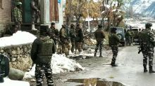 One militant killed during clashes with security forces in Kashmir's Ganderbal district