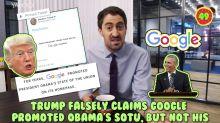 Business + Coffee: Trump vs Google, Dick's and guns, SurveyMonkey IPO