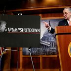 US government shutdown latest: Democrats and Republicans trade blame as no deal reached on budget bill