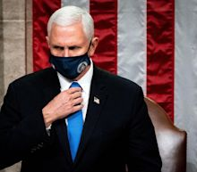 Pro-Trump rioters who stormed the Capitol came within seconds of seeing Pence and his family, report says