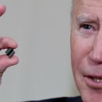 As Biden works to fix chips shortage, Intel promises help for automakers