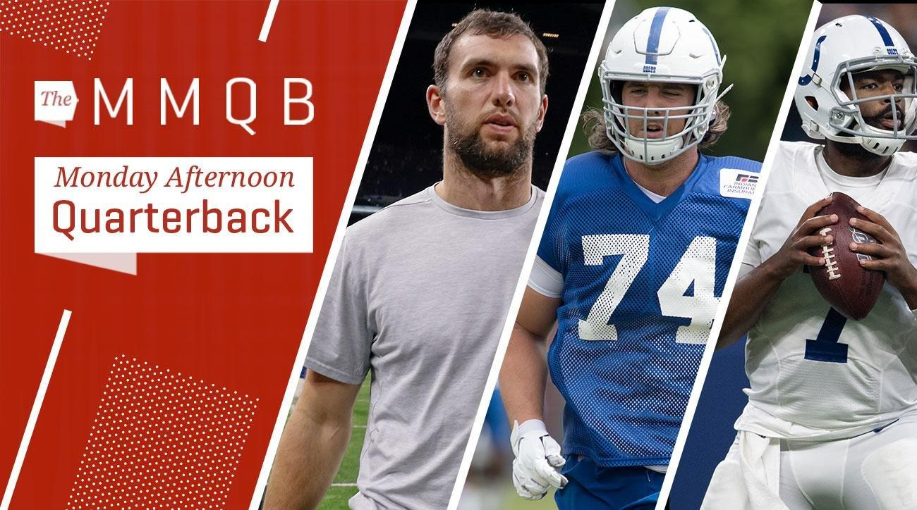 How Colts Teammates Felt About Andrew Luck's Retirement News Leaking, More Notes