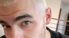 Joe Jonas Debuts Dramatic New Hair Color Weeks After Welcoming Daughter Willa with Sophie Turner