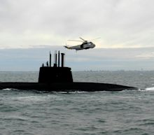 Event 'consistent with an explosion' detected where Argentinian submarine went missing