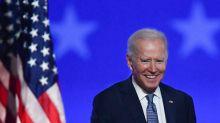 'Temos que estar confiantes até que cada voto seja contado', diz Biden nesta madrugada
