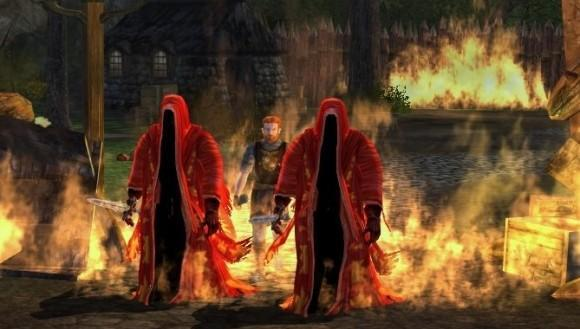 LotRO F2P launch day roundup