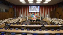 Vereinte Nationen feiern 75-jähriges Bestehen - ohne Trump