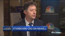 There is incredible value in Newell, it is a company with...