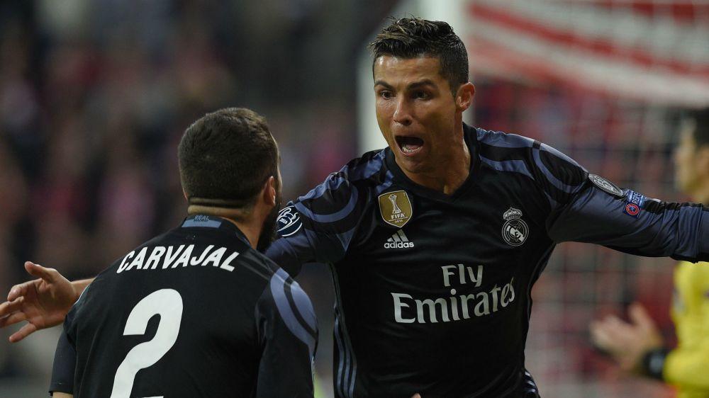 Bayern Monaco-Real Madrid 1-2: Rimonta firmata Cristiano Ronaldo
